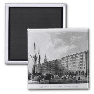 Det Goree lagret, Georges skeppsdocka, Liverpool Magnet