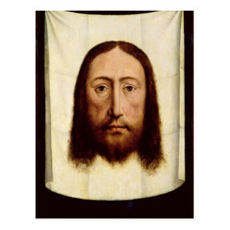 Det heliga ansiktet, c.1450-60 vykort
