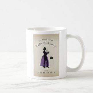 Det hemliga livet av den Emily Dickinson muggen Kaffemugg