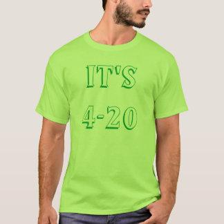 DET is4-20 Tee