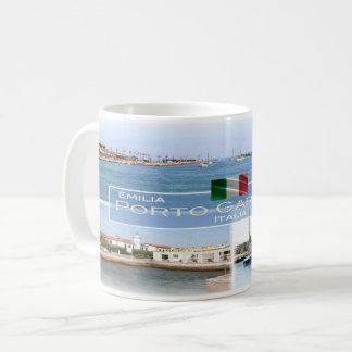 DET Italia - Emilia Romagna - Porto Garibaldi - Kaffemugg