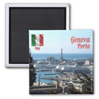DET - italien - Genoa - panoramaport