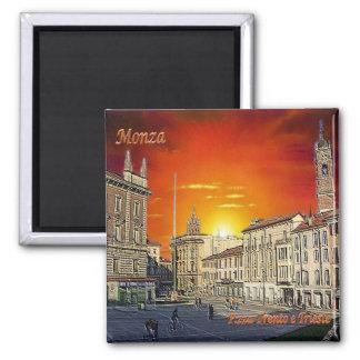 DET - italien - Monza - Piazza Trento e Trieste Magnet