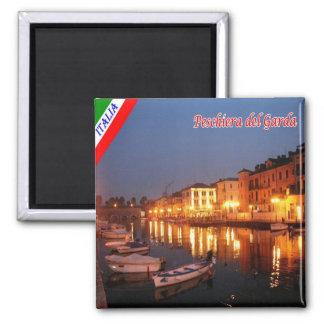 DET - italien - Peschiera del Garda - panorama Magnet