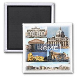DET * italien - Rome - Roma Italia Magnet