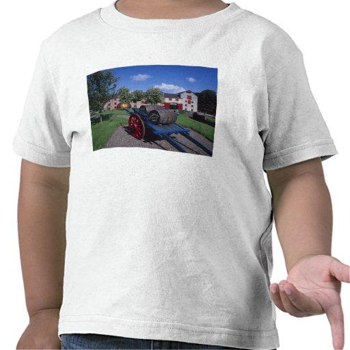 Det Jamesons Whiskyarvet centrerar, Midleton, T-shirt