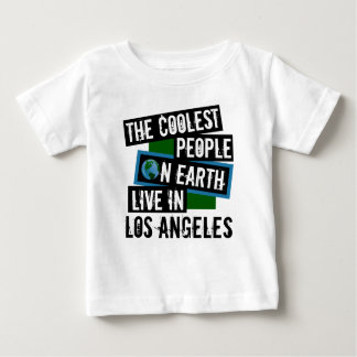Det kallaste folket på jord bor i Los Angeles Tshirts