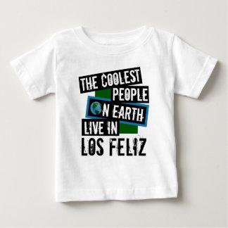 Det kallaste folket på jord bor i Los Feliz Tshirts