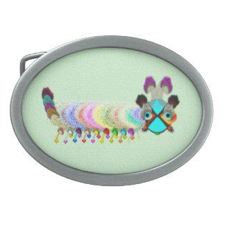 Det Katter Pella Caterpillar bältet spänner fast