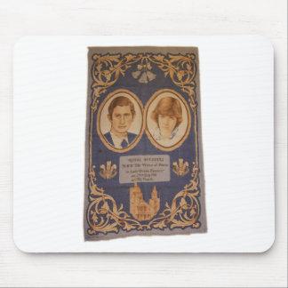 Det kungliga bröllop: musmattor