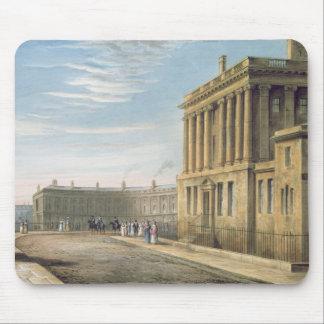 Det kungliga växande, bad 1820 musmatta