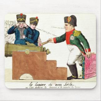Det ljust av det 19th århundradet, 1815 musmatta