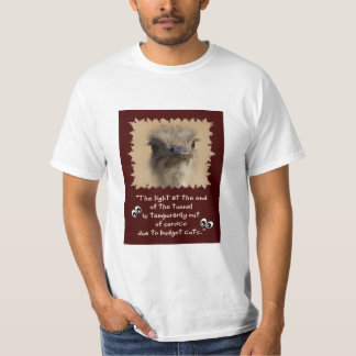Det ljust på avsluta 2 t-shirts