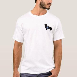 Det lockiga laget stämm tee shirt