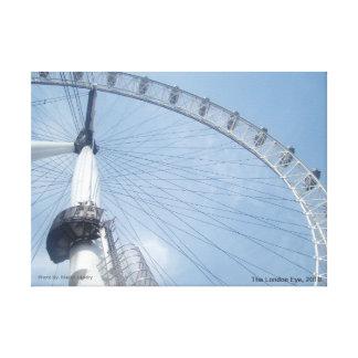 Det London ögat 2 Canvastryck