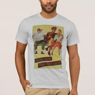 Det lösa samtalet kostar livT-tröja Tee Shirt