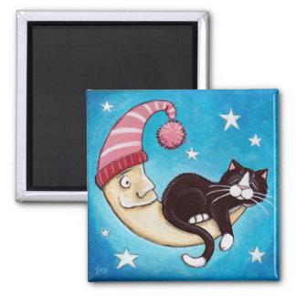 Det mest säkra stället för en katt ta sig en tuppl
