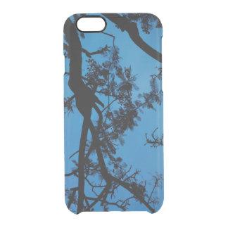 Det midnatta träd förgrena sig iphone case