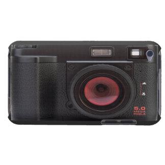 Det moderna DSLR-kamerafodral täcker Barely There iPod Överdrag