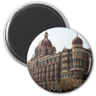 det mumbai hotellet beskådar magnet