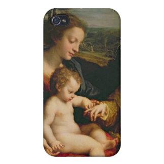 Det Mystic giftermål av St. Catherine av iPhone 4 Cases