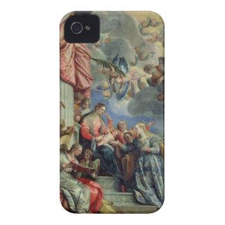 Det Mystic giftermål av St. Catherine Case-Mate iPhone 4 Skal