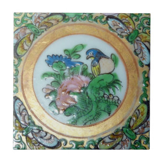 Det orientaliska vintagedesignsärdrag Backsplash Liten Kakelplatta