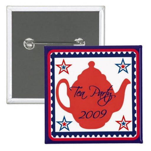 Det politiska Teapartyet 2009 knäppas Nål