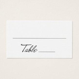 Det Retro bordstället Cards mallar tom | Visitkort