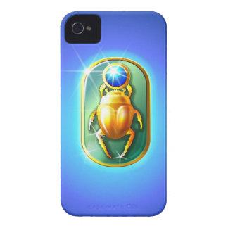 Det sakrala fodral för ScarabiPhone 4 iPhone 4 Hud