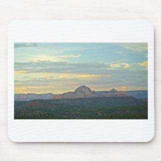 Det Sedona berg landskap Musmatta