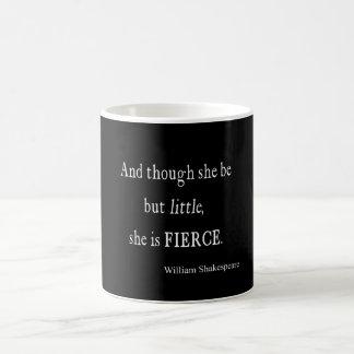 Det Shakespeare citationstecknet är hon lite bara Kaffemugg