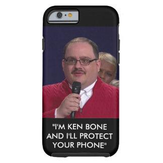 Det ska Ken ben skyddar din telefon Tough iPhone 6 Case