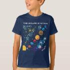 Det sol- systemet t-shirt