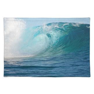 Det stora Stilla havet vinkar avbrott Bordstablett
