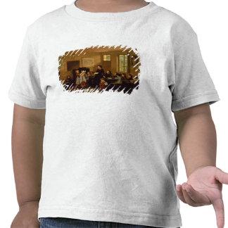 Det styggt skolar barn tee shirt