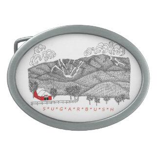 Det Sugarbush Vermont bältet spänner fast för din
