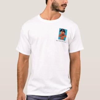 Det svart skägget av det salt havet - tända tee shirts