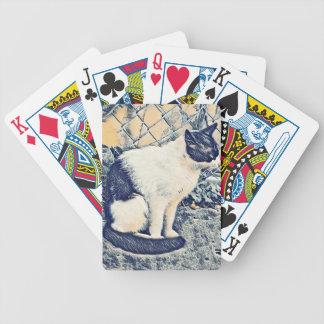 det theodore kortet vinkar spelkort