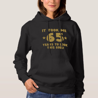 Det tog mig 65 år för att se denna bra tee shirt