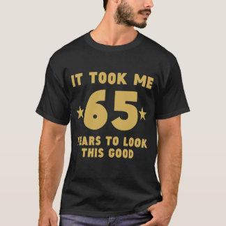 Det tog mig 65 år för att se denna bra tee shirts