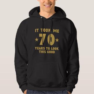 Det tog mig 70 år för att se denna bra sweatshirt med luva