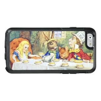 Det tokiga hatter'sens Teapartyet OtterBox iPhone 6/6s Skal