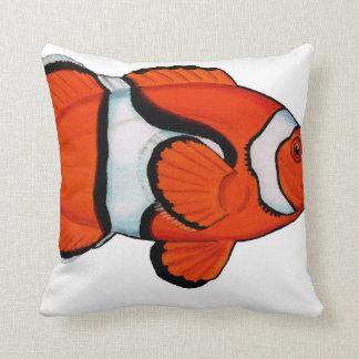 Det tropiska revClownfish (Nemo) kast dämpar Prydnadskudde
