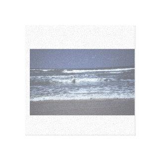 det underbara hav canvastryck