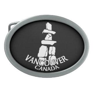 Det Vancouver Inukshuk bältet spänner fast