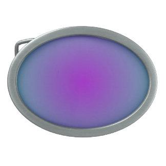 Det vanliga rosa /Blue Illuminated> bältet spänner