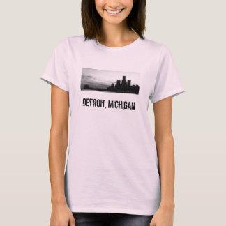 Detroit horisont, Detroit, Michigan T Shirt