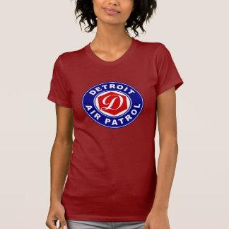 Detroit luftpatrull Roundel T-shirts