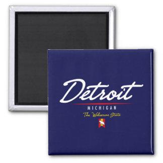 Detroit skrivar magnet